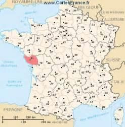 Attractive Meteo Villefranche Sur Saone #12: Carte-departement-Vendee.jpg