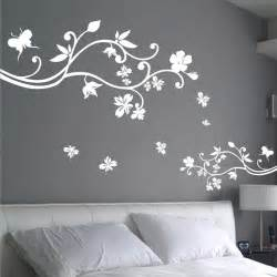 Wall Stickers Large and retail flowers large wall stickers wall decals wall covering wall