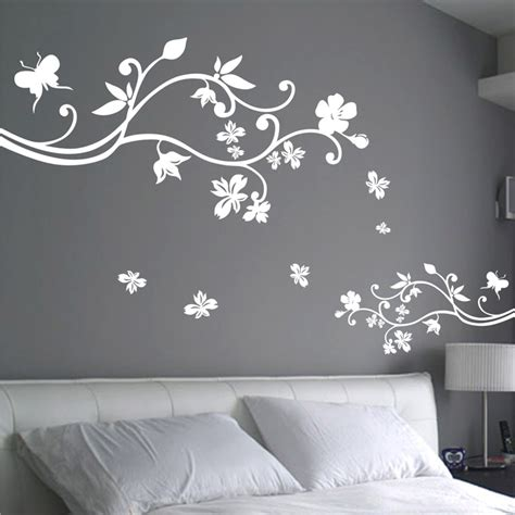 wholesale wall stickers free shipping wholesale and retail flowers large wall