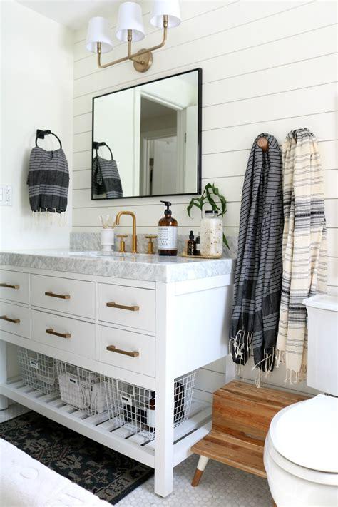 upstairs bathroom remodel  reveal nesting  grace