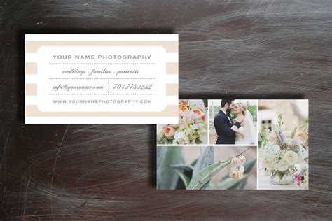 Wedding Photography Business Card Template by Business Card Exles Free Premium Templates