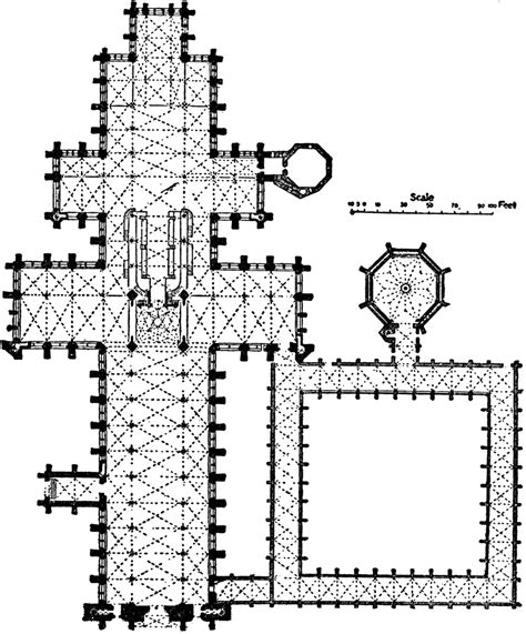 Salisbury Cathedral Floor Plan by Salisbury Cathedral Clipart Etc