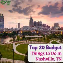 Top 20 Budget Or Free Things To Do In Nashville Tn