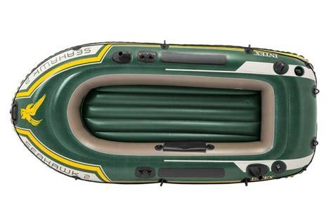 opblaasboot 2 personen intex seahawk 2 set tweepersoons opblaasbootshop