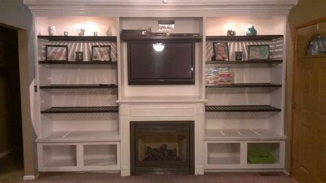built in bookcase kreg jig owners community http