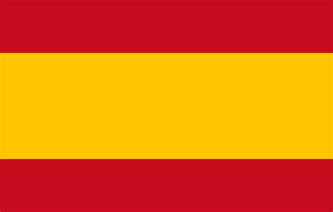 color flag spanish yellow flag red country europe spain spanish yellow