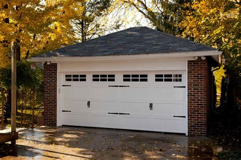 pioneer garage door carriage house panel garage door