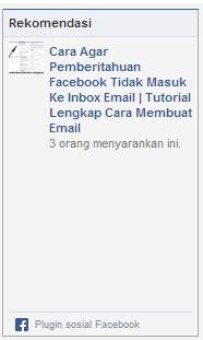 cara membuat status warna ungu cara membuat widget rekomendasi facebook di blog