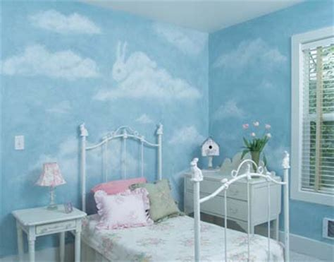 the cloud room how to paint clouds on a wall the wall