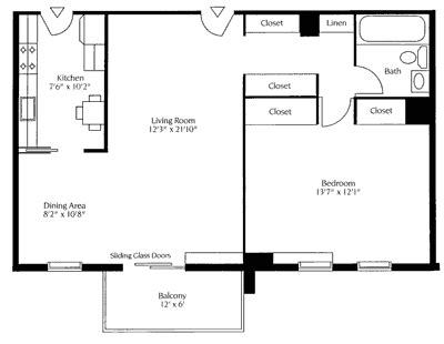 1 bedroom house floor plans one bedroom house plans for you