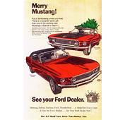 19 Vintage Holiday Car Ads