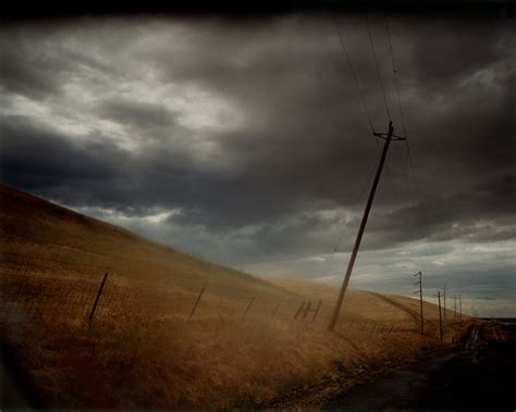 todd hido on landscapes the track east