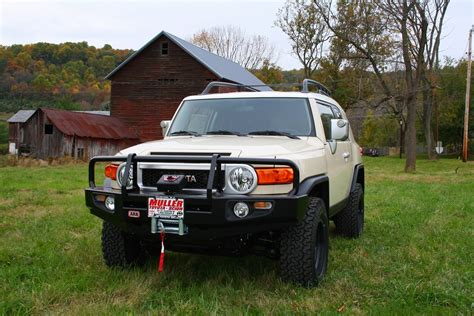Mueller Toyota Toyota Fj Cruiser Bds Lift Mohave Wheels Arb Bumper