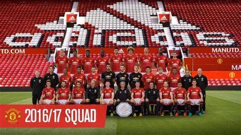 Sk Ii Di Counter Resmi foto resmi skuat manchester united 2016 2017 ini bikin