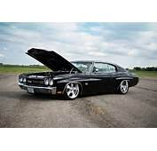 Thread Change The Rims Mini Tubbed 1970 Chevelle SS Pro Touring