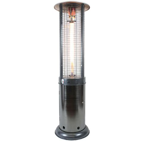 Gas Patio Heaters Glass Patio Heater Gas Ember Carbon Collapsible Bronze Glass Patio Glass Tower Stainless