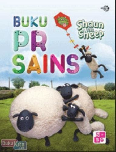 bukukita shaun the sheep buku pr sains
