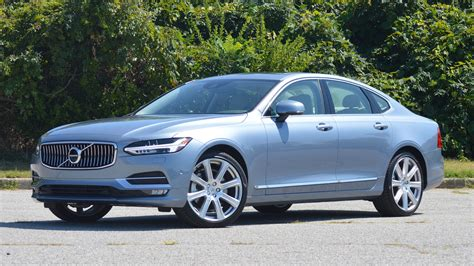 second drive 2017 volvo s90