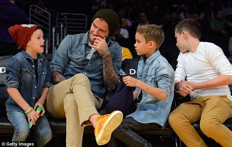 Beckhams 16 M Italian Tv Deal by Exclusive One Last Hurrah David Beckham Vows To Make