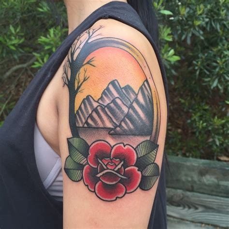 tattoo expo at spirit mountain 80 best mountain tattoo designs meanings for all ages