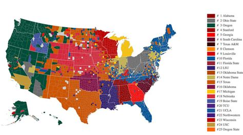 what nfl team has the most fans nationwide longhorns ut football nation s largest