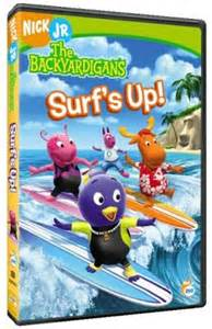Backyardigans Surf S Up Pin The Backyardigans Surfs Up Buy Cheap Dvds At