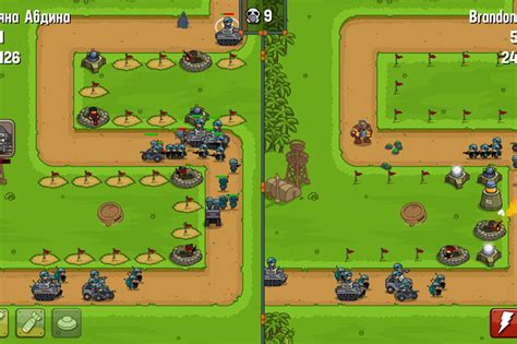 tower defense android buy tower defense with multiplayer android ios casual chupamobile