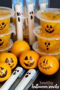 healthy halloween snacks lil luna