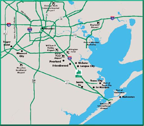 houston galveston map houston galveston map indiana map
