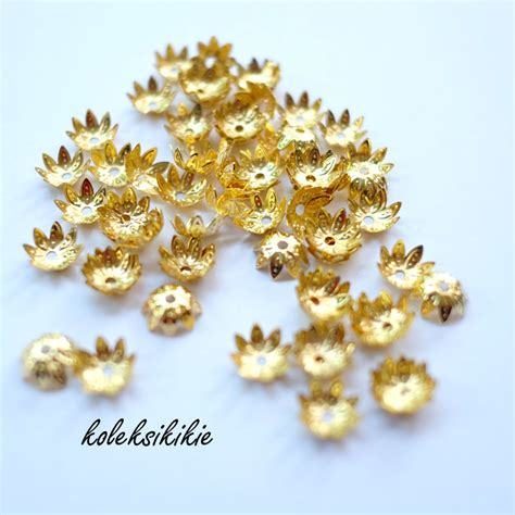 Kalung Kecil Gold topi gold ringan bintang kecil koleksikikie