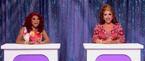 What Happened To Willam And Detox by Rupaul S Drag Race All Season 2 Snatch Recap