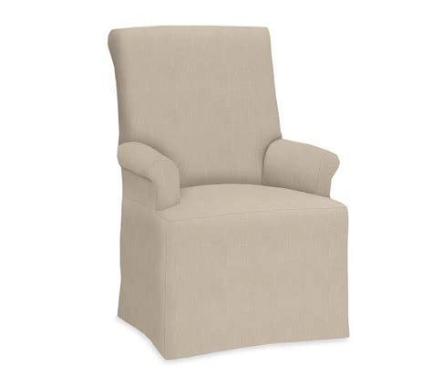 Pb Comfort Chair by Pb Comfort Roll Slipcovered Chair Pottery Barn
