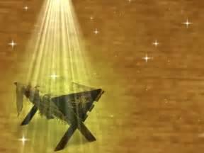 Empty manger background preview for manger worship