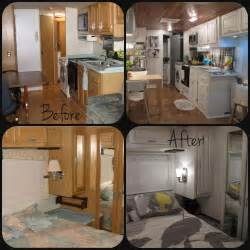 Updating Old Cabinets Before And After Other Rv Design Ideas Pinterest