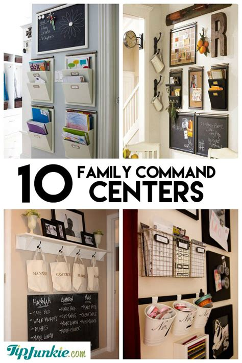 Kitchen Message Board Ideas 10 stylish family schedule and command center ideas tip