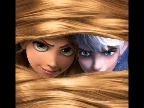 imagenes de jack y rapunzel jack frost and rapunzel romeo and juliet youtube