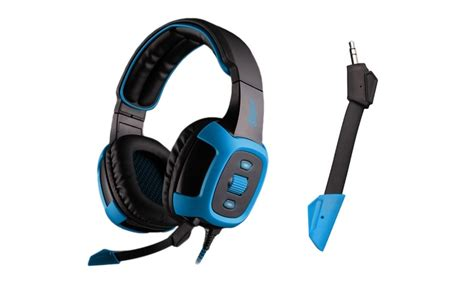 Headset Sades Shaker sades shaker gaming headset groupon goods