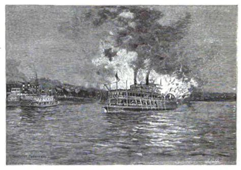 steamboat explosion stories of ohio by william dean howells xx ways out