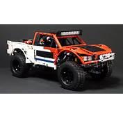 MOC Baja Trophy Truck With SBrick  LEGO Technic