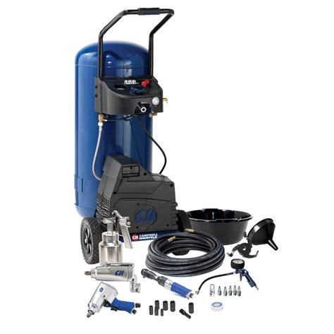 shop campbell hausfeld  hp  gallon  psi electric
