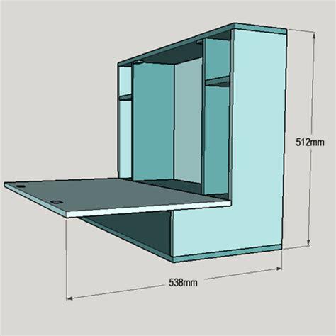Home Office Desk Za Home Dzine Home Diy Drop Leaf Desk For Home Office Or