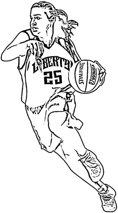 coloring pages of basketball players of the nba nba basketball coloring books nba coloring pages