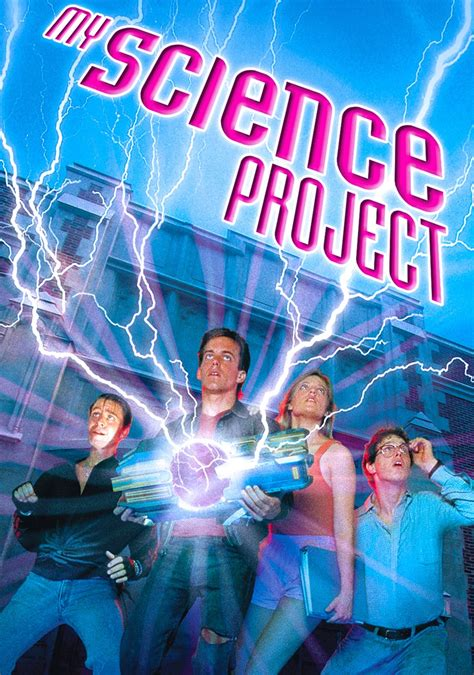 film blu ray qualità my science project 1985 posters the movie database
