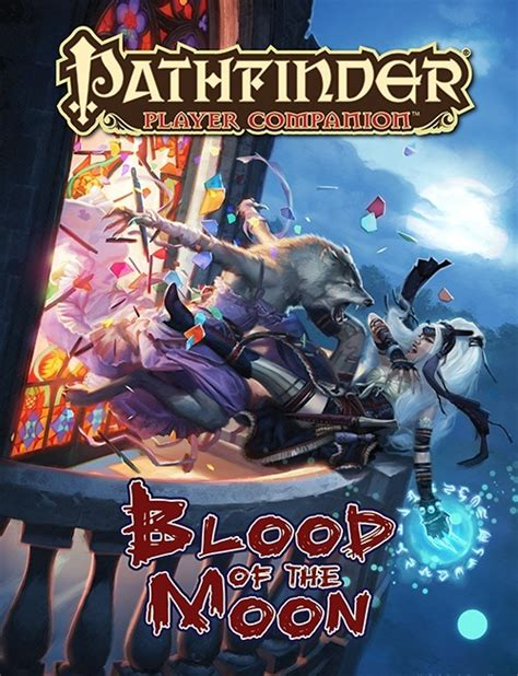 pathfinder player companion potions poisons books paizo pathfinder player companion blood of the moon