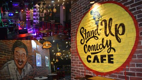 stand  comedy cafe  hold grand opening  abu dhabi