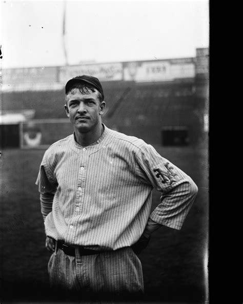 lot detail 1911 mathewson new york giants charles conlon original 11 quot x 14 quot photo