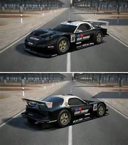 mazda rx 7 lm race car by gt6 garage on deviantart