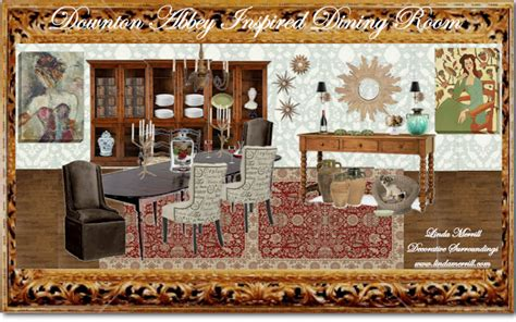 downton abbey how to dine in style without being below downton abbey the dining room olioboard style linda