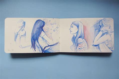 sketchbook 1 desenho de observa 231 227 o aquarela