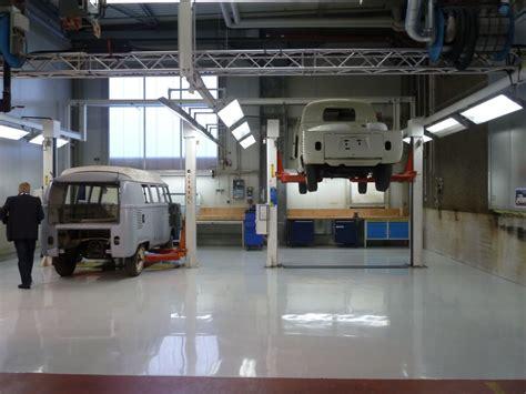 Die Werkstatt by Die Werkstatt Volkswagen Er 246 Ffnet Eigene Bulli Werkstatt